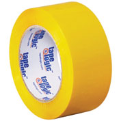 "Carton Sealing Tape 2"" x 110 Yds 2.2 Mil Yellow - Pkg Qty 6"