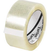 3M™ Tartan™ 302 Carton Sealing Tape 2 x 110 Yds. 1.6 Mil Clear - Pkg Qty 6