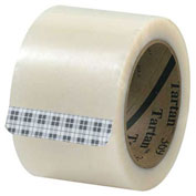 "3M 369 Carton Sealing Tape 3"" x 110 Yds 1.6 Mil Clear  - Pkg Qty 6"