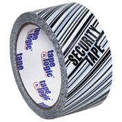 """Security Tape 3"""" x 110 Yds - 6/PACK"""