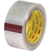 "3M™ Scotch® 313 Carton Sealing Tape 3"" x 110 Yds. 2.5 Mil Clear - Pkg Qty 6"