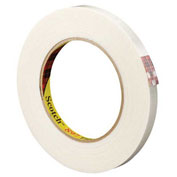"3M™ 897 Strapping Tape 3/8"" x 60 Yds 6 Mil Clear - 12/PACK"