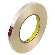 "3M™Scotch® 890MSR Strapping Tape 1/2"" x 60 Yds. 8 Mil Clear - Pkg Qty 12"
