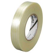 "3M™ Tartan™ 8932 Strapping Tape 1/2"" x 60 Yds. 3.75 Mil Clear - Pkg Qty 12"