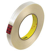 "3M™ Scotch® 890MSR Strapping Tape 3/4"" x 60 Yds. 8 Mil Clear - Pkg Qty 12"