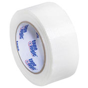 "Tape Logic® #1300 Strapping Tape 2"" x 60 Yds. 4 Mil Clear - Pkg Qty 12"