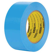 "3M™ Scotch® 8898 Poly Strapping Tape 2"" x 60 Yds. 4.6 Mil Blue - Pkg Qty 12"