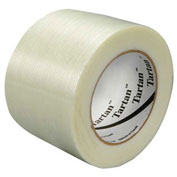 """3M 8934 Strapping Tape 3"""" x 60 Yds 4 Mil Clear  - Pkg Qty 6"""