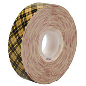3M 908 Adhesive Transfer Tape 3/4 x 36 Yds 2 Mil Clear, Pack of 6