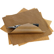 """Waxed Paper Sheets 30 Lb 12"""" x 12"""" 3400 Pack"""