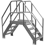 """Bustin 40""""H Standard Crossover, 36"""" Clear Span x 24"""" Wide - BE3006"""