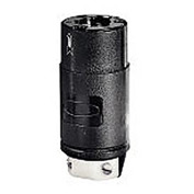 Bryant 23002G Power Interrupting Connector, Multi, Black/White