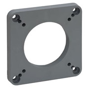 Bryant AP100 Adapter Plate, 100A To Back Box