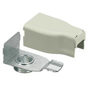 Bryant HBL5783IV Elbow Box Connector, Ivory