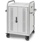 "MDMTAB24-90D 24-Tablet Pulse M Cart Charge Only w/ Back Doors, 34.5""x25""x43"""
