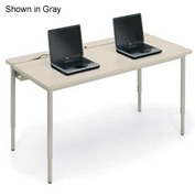 "Bretford® Computer Table 60""W x 30""D - Cherry"