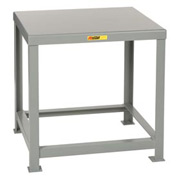 Little Giant®  Heavy Duty Machine Table, 30 x 48 x 24