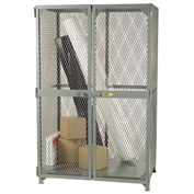 Little Giant®  All Welded Storage Locker, 36 x 72