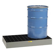 Little Giant® Low Profile Spill Control Platform SSB-5125 - 2-Drum - 33 Gallon