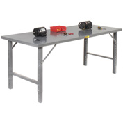 Little Giant®  Folding Leg Workbench, 36 x 84