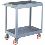 "Little Giant® Shelf Truck DS-2448X3-5PY 3"" Deep 24"" x 48"" 1200 Lb. Capacity"