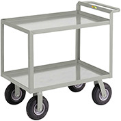 "Little Giant® Instrument Cart with Hand Guard 30"" x 48"""