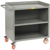 "Little Giant MC3-2436TL  36"" W Mobile Bench Cabinet, Center Shelf"