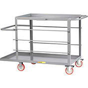 "Little Giant® Wire Reel Electrician's Cart, 24""x48"""