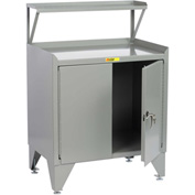 "Little Giant RS-2D-2436-LL Receiving Station Cabinet, 24"" x 36"""