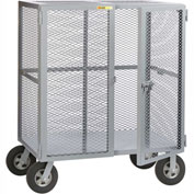 Little Giant® Job Site Security Box Truck SCN-3048-10SR, 30 x 48