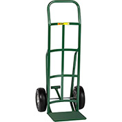 Little Giant® Reinforced Nose Hand Truck TF-200-10FF - Flat-Free, Foot Kick & Continuous Handle