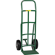 Little Giant® Reinforced Nose Hand Truck TF-200-10P - Pneumatic, Foot Kick & Continuous Handle