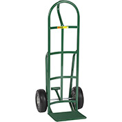 Little Giant® Reinforced Nose Hand Truck TF-240-10FF - Flat-Free with Foot Kick & Loop Handle
