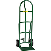 "Little Giant® Reinforced Nose Hand Truck TF-240-8S - 8"" Rubber with Foot Kick & Loop Handle"