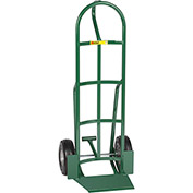 Little Giant® Shovel Nose Hand Truck TF-364-10FF - Flat-Free with Foot Kick & Loop Handle