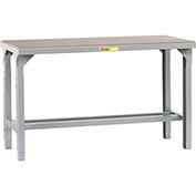 "Little Giant WSH2-2448-AH 48""W x 24""D Little Giant WSH2-2448-AH Adj. Height Workbench"
