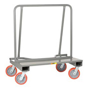 Little Giant® Drywall Cart DC-2444-8PY 8 x 2 Polyurethane Wheels, Assembled