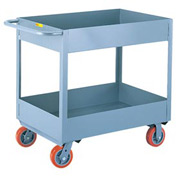 "Little Giant® Deep Shelf Truck DS1830X6-6PY, 6"" Deep, 18 x 30, 3600 Lb. Capacity"