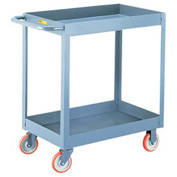 "Little Giant® Deep Shelf Truck DS2436X3-6PY, 3"" Deep, 24 x 36, 3600 Lb. Capacity"