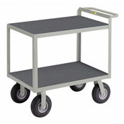Little Giant® Instrument Cart, Hand Guard Flush Non-Slip Vinyl 30x48