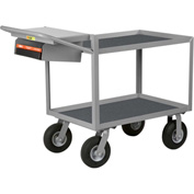 Little Giant® Instrument Cart Writing Shelf Non-Skid Vinyl 24x36