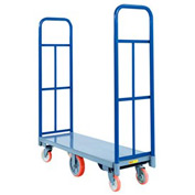 Little Giant® High End Platform Truck HE-1648 - 16 x 48