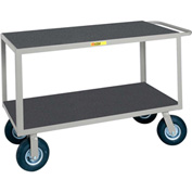 Little Giant® Flush Handle Instrument Cart Flush Non-Slip Vinyl 24x48