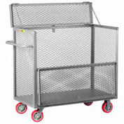 Little Giant® Security Box Truck SB-2460-6PY, 24 x 60