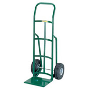 Little Giant® Reinforced Nose Hand Truck T-200-10P - Continuous Handle - 10 x 3.50 Pneumatic