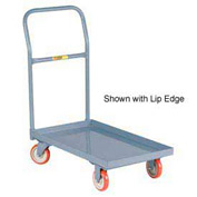 Little Giant® Steel Deck Platform Truck T-700-UPS - 18 x 32 - Flush Edge - Polyurethane