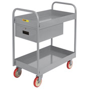 """Little Giant® Tray Truck with Drawer TT-2436-5PYDR, 24 x 36, 3"""" Deep Tray"""