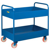 "Little Giant® Tray Truck TU-2436-5PY, 24 x 36, 6"" Deep Tray"