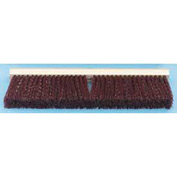 "18"" Floor Brush Head W/ Polypropylene Bristles - BWK20318 - Pkg Qty 12"