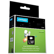 """DYMO Paper Labels 1"""" x 2-1/8"""", For Use With LabelWriter Printers"""